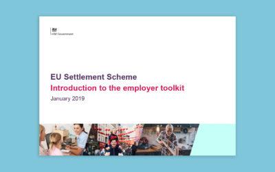 EU Settlement Scheme: employer toolkit